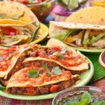 Солнечный Сан Диего мексиканская кухня